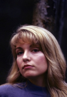 Laura Palmer, a teenager harboring dark secrets