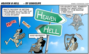 heaven and hell 4