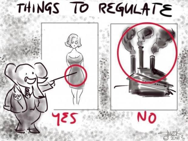 things t oregulate