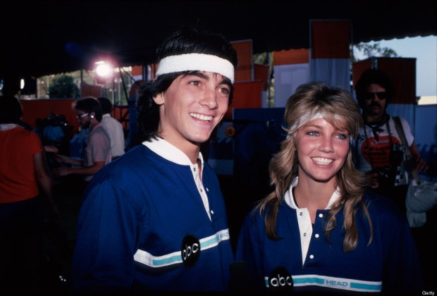 Heather Locklear;Scott Baio