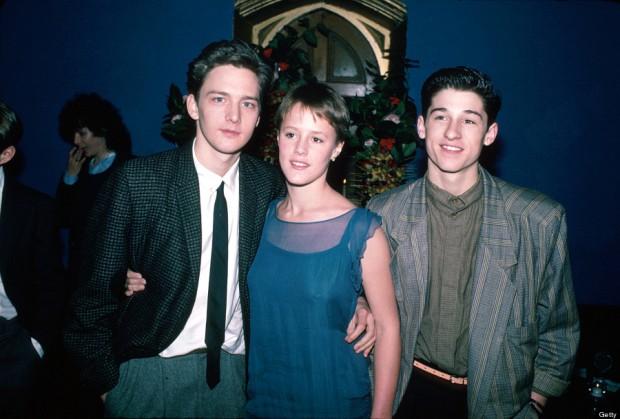 Andrew Mccarthy;Mary Stuart Masterson;Patrick Dempsey
