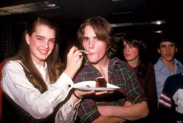 Brooke Shields;Matt Dillon