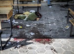 PALESTINIAN-ISRAEL-CONFLIC-GAZA